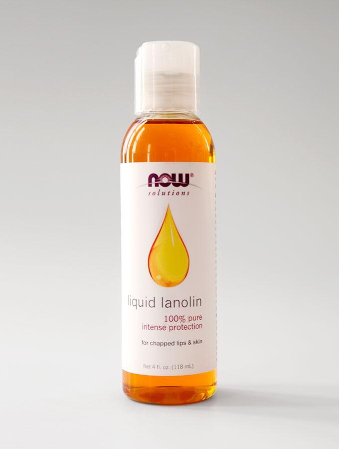 NOW Liquid Lanolin